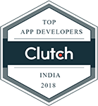 Top Mobile App Development Company at Clutch - 2018