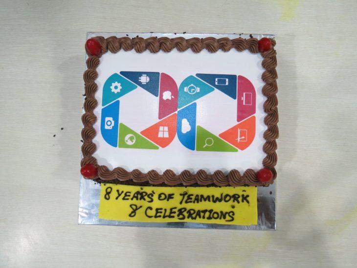 Cake of Celebration