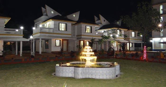 Night at Sereniity Resort