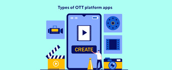 different types of OTT platform apps